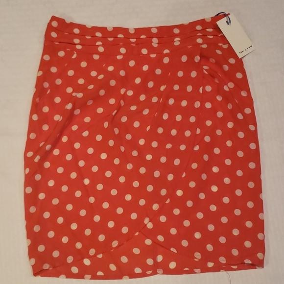 *Tea n Rose Pencil Skirt